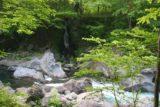 Bake_Jizo_014_05252009 - Looking towards some tiny waterfall across the river near the Bake Jizo