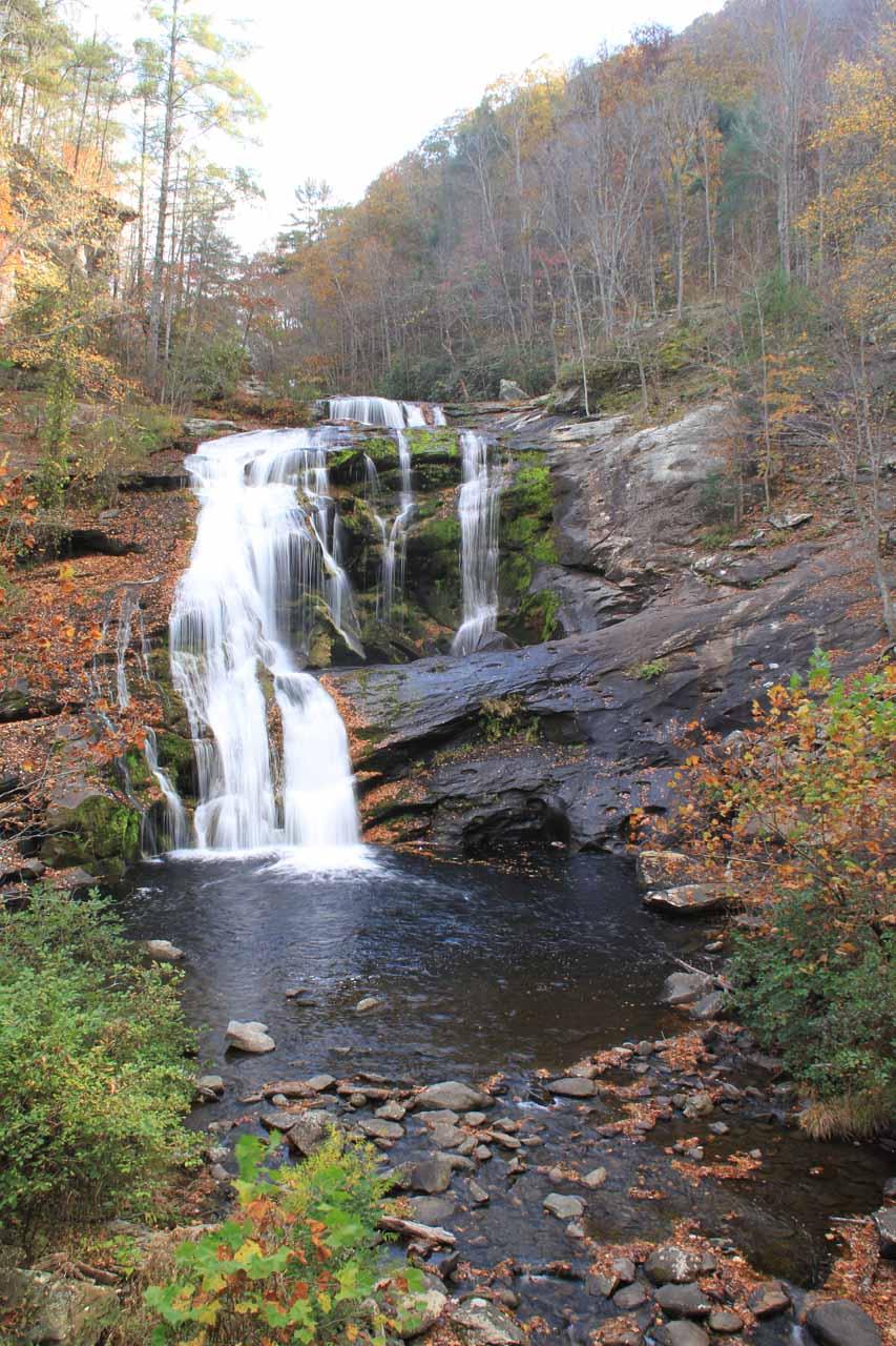Contextual view of Bald River Falls