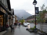 Banff_Town_001_jx_09152010 - A rainy evening in Banff Town