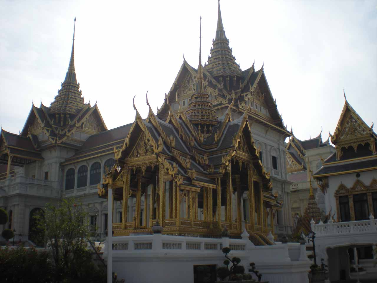 More fancy buildings within the Grand Palace Complex