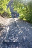 Battle_Creek_Falls_051_05282017 - Further up the Battle Creek Trail, this rubber mat continued to help with the steeper parts to improve traction where the steep trail could have been very slippery due to loose dirt and shale