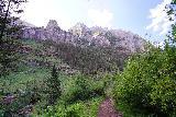 Bear_Creek_Falls_080_07232020 - More beautiful mountain scenery as seen along the Bear Creek Trail