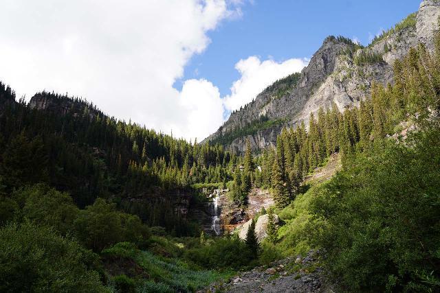 Bear_Creek_Falls_117_07232020 - Context of Bear Creek Falls as seen from an informal detour trail within Bear Creek