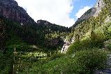Bear_Creek_Falls_124_07232020 - Context of the Bear Creek Trail approaching the main section of Bear Creek Falls