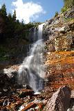 Bear_Creek_Falls_141_07232020 - Looking up from the base of Bear Creek Falls