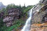 Bear_Creek_Falls_163_07232020 - Looking across Bear Creek Falls as seen from near its base