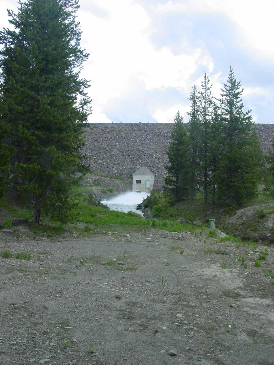 Grassy Lake Reservoir