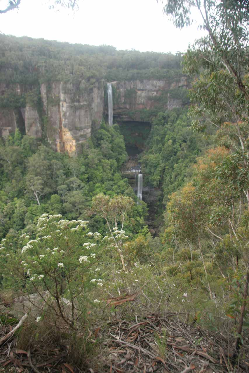 Our first look at Belmore Falls