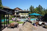 Bend_025_06262021 - Looking towards the outdoor pool at the Riverhouse on the Deschutes in Bend