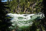 Benham_Falls_056_06272021 - Looking across the turbulence of Benham Falls and the Deschutes River