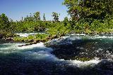 Benham_Falls_101_06272021 - Looking across more mini-cascades on the Deschutes River somewhere downstream of the official Benham Falls