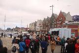 Bergen_015_06262019 - Approaching the famous Hanseatic Quarter at Bryggen