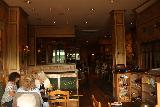 Bergen_032_06262019 - The charming interior of the Bryggeloftet Restaurant near the Bryggen in Bergen