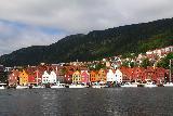 Bergen_062_06262019 - Looking across the Vagen towards the Bergen Bryggen