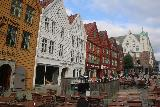 Bergen_186_06262019 - Another look across some of the revamped buildings at Bryggen in Bergen