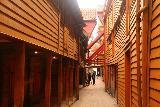 Bergen_200_06262019 - Strolling through a different alleyway within the Bergen Bryggen