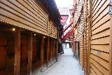 Bergen_254_06262019 - Another atmospheric look within the quiet alleyways of the Bergen Bryggen