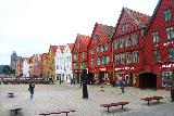 Bergen_277_06262019 - Back at the famous front facades of the Bergen Bryggen