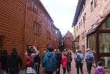 Bergen_368_06272019 - Strolling through the far western side of the Bryggen on the Bryggen Museum Tour