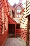 Bergen_458_06272019 - Walking about the corridors between buildings at the Schotstuene