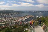 Bergen_592_06272019 - The protruding part of the lookout at Mt Floyen over Bergen