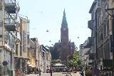 Bergen_690_06272019 - Looking towards the Johanneskirken as we were headed back to Ole Bulls Plass