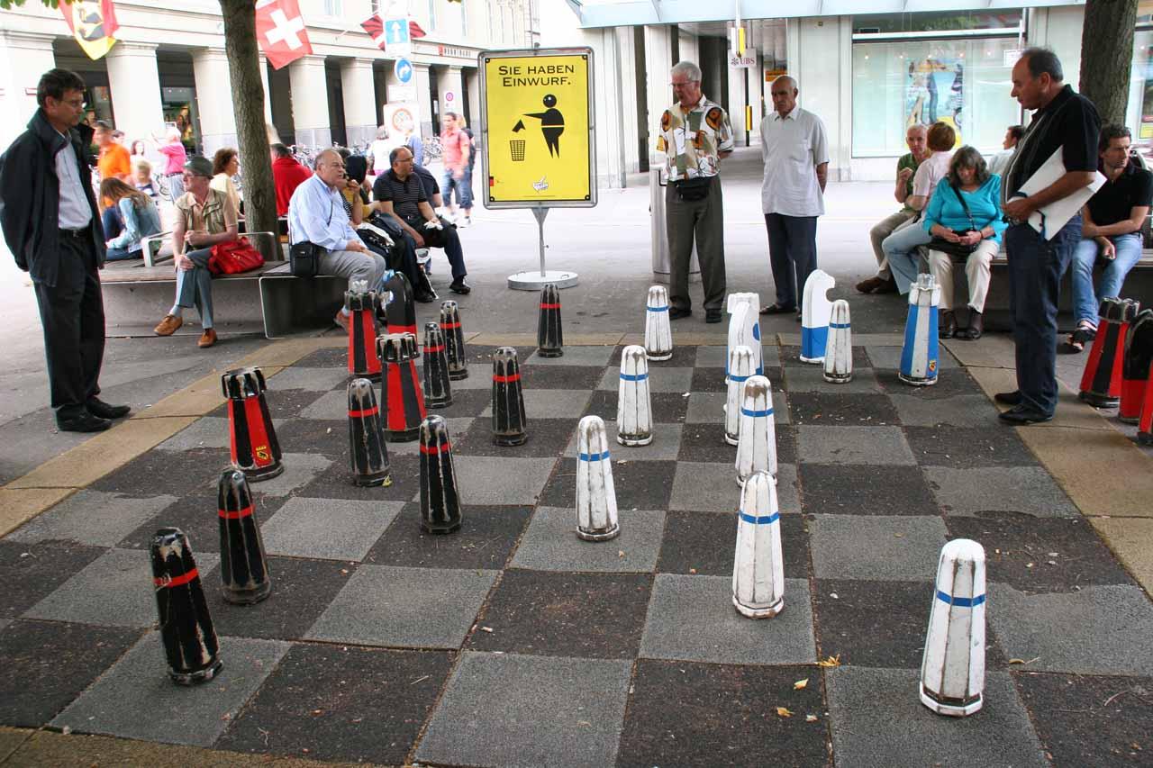 Giant's Chess