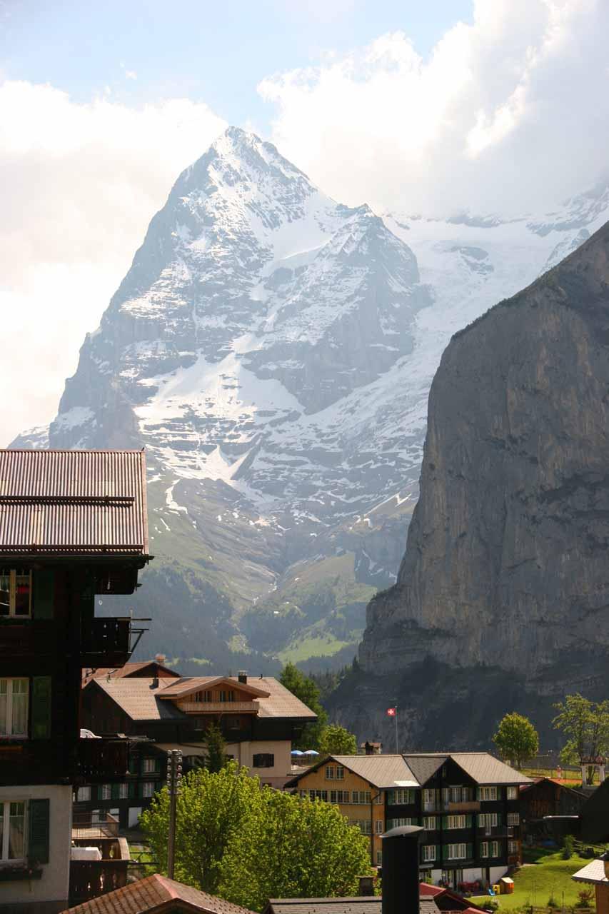More views towards Eiger