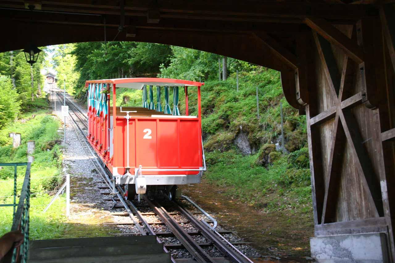 The Giessbachbahn