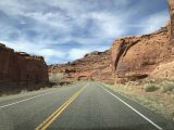Bicentennial_Hwy_95_008_iPhone_04012018 - More driving through the scenic canyons near the headwaters of Lake Powell