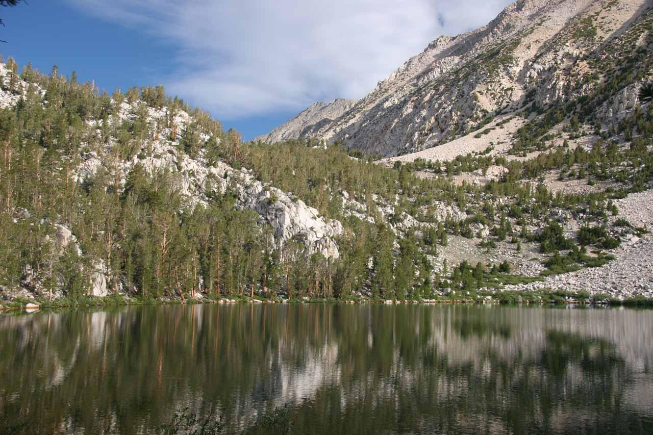 Third Lake, I think