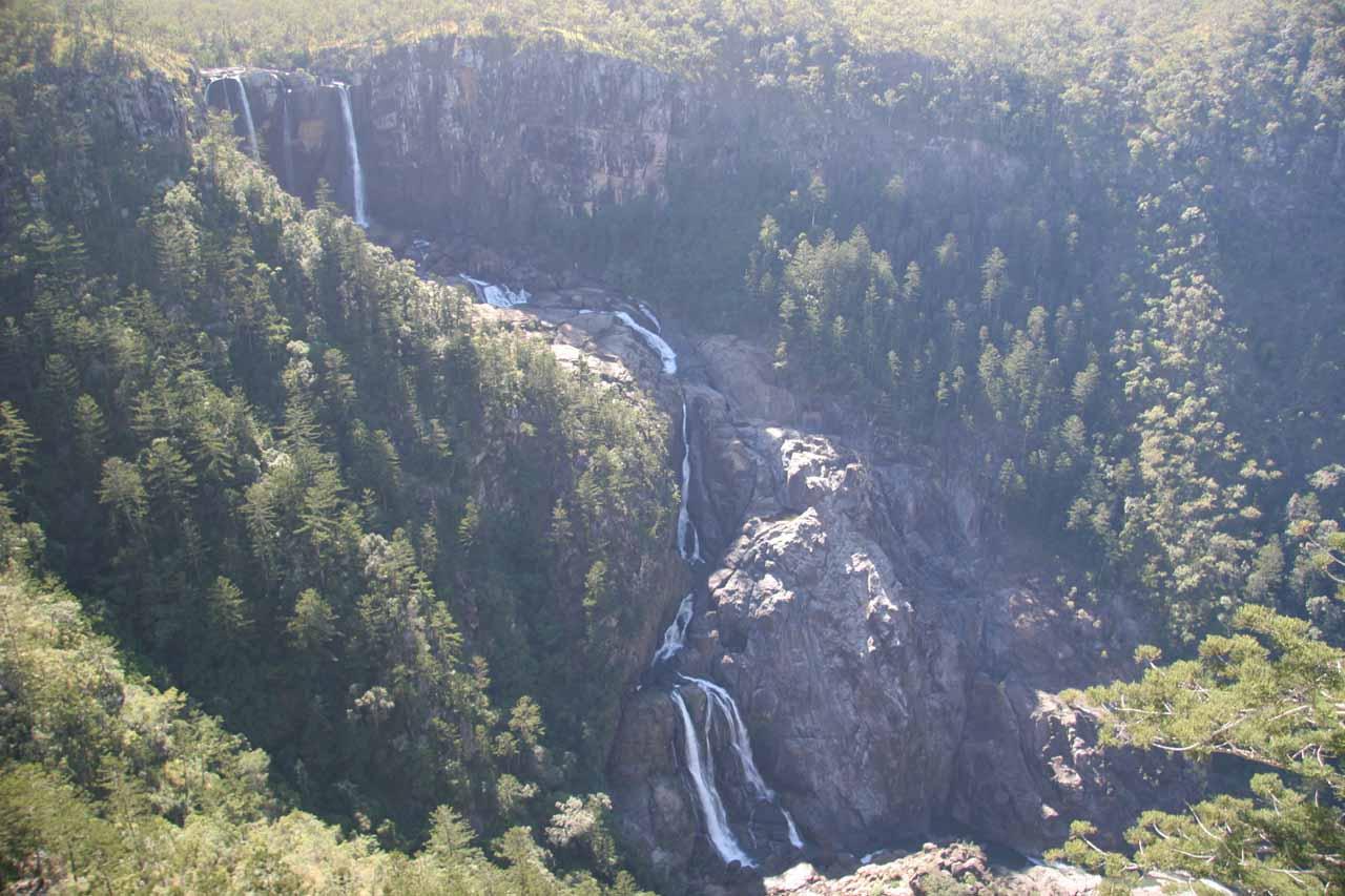 Blencoe Falls