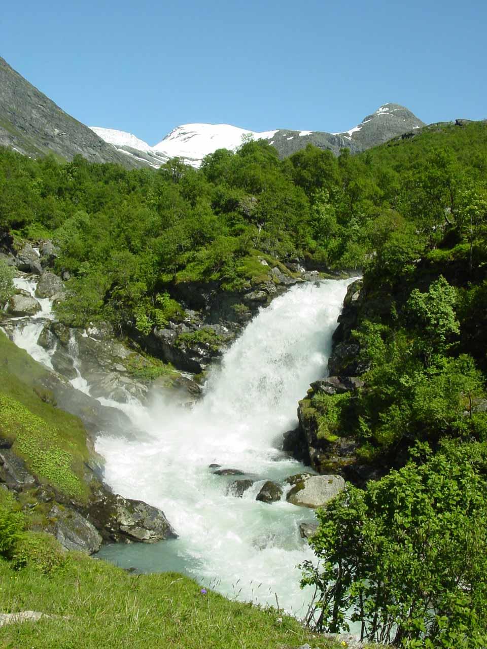 Høysteinfossen