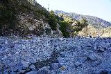 Bonita_Falls_034_01182021 - I definitely didn't expect to see water this far downstream of Bonita Falls in the South Fork Lytle Creek wash during our January 2021 visit (a dry and warm Winter likely due to Global Warming)