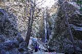 Bonita_Falls_053_01182021 - Getting closer to the base of Bonita Falls