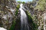Bonita_Falls_091_06122020 - Looking up towards the top of Bonita Falls from its base
