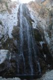 Bonita_Falls_15_075_12312015 - A polarized view from the base of Bonita Falls providing more contrast between the water and the underlying rock wall as seen in late December 2015