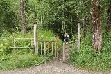 Bordalsgjelet_050_07232019 - Directly opposite the Bordalsgjelet car park was this gate and short path leading to the underside of the Fv311 road bridge