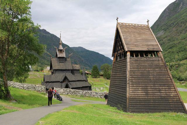 Borgund_072_07222019 - After we had our fill of the Sognefjellsvegen, we actually made our way further to the south to experience the popular Borgund Stave Church, which was one of Norway's oldest surviving stave churches