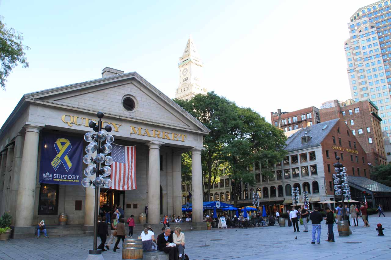 The Quincy Market
