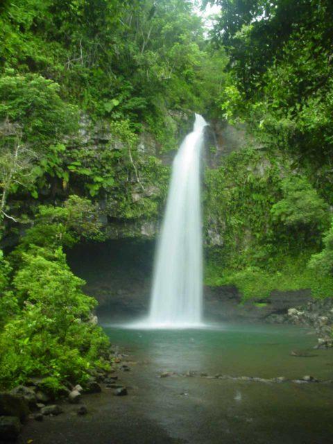 Bouma_123_12312005 - The first of the Tavoro Waterfalls