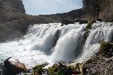 Box_Canyon_071_04022021 - Bright long-exposed look at the Box Canyon Waterfall