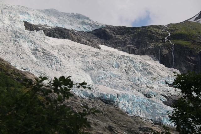 Boyabreen_019_07202019 - After visiting Eidsfossen, we then drove around the southern end of the Jostedalsbreen National Park, where we visited the easy-to-access Bøyabreen Glacier