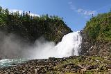 Bredekfossen_203_07092019 - Bredekfossen looking tiny the more direct and downstream I went