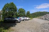 Bredekfossen_380_07092019 - Making it back to the old car park by Stormdalshei