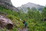Bridal_Veil_Falls_Telluride_031_07222020 - Even with COVID-19, it was quite busy with unmasked hikers on the Bridal Veil Creek Trail so we definitely had to be cautious to juggle between masking up, maintaining social distance, and do all that while dealing with the thin air