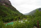 Bridal_Veil_Falls_Telluride_046_07222020 - Looking back towards the Idarado Mining Company settling ponds from further up the Bridal Veil Creek Trail