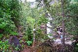 Bridal_Veil_Falls_Telluride_132_07222020 - Approaching the first of the intermediate cascades on Bridal Veil Creek