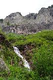 Bridal_Veil_Falls_Telluride_221_07222020 - View of the second cascade on Bridal Veil Creek from further along the Bridal Veil Creek Trail