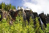 Bridal_Veil_Falls_Telluride_498_07222020 - Making it back down to the base of Bridal Veil Falls as I looked up towards the power station perched at its brink